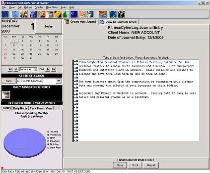 personal journaling software